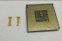 US! 2X Intel CPU LGA-771/775 Mod Adapter Sticker Upgrade Core 2 to Xeon Quad