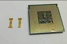US 2x Intel CPU Lga-771/775 Mod Adapter Sticker Upgrade Core 2 to Xeon Quad