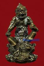 Special Thai amulets Seehuhata 4 ears 5 eyes God Gambling luck good fortune