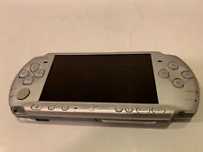 Sony PSP 3000 Silver  with AC Adapter  ***SHIP FROM U.S.A.***