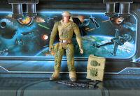 STAR WARS FIGURE 1995 POTF COLLECTION ENDOR REBEL SOLDIER