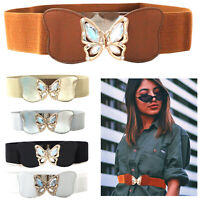 15mm Wide Women Thin Glitter Type PVC Belt Rectangular Pin Buckle for Party Wear