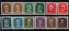 Germany Scott 351-62 Mint NH (Catalog Value $920.00)