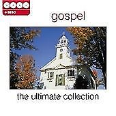 GOSPEL - THE ULTIMATE COLLECTION - CD ALBUM 4CD'S