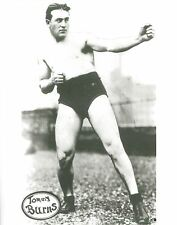 TOMMY BURNS 8X10 PHOTO BOXING PICTURE