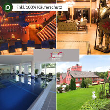 4 Tage im The Lakeside Burghotel zu Strausberg in Brandenburg mit Halbpension