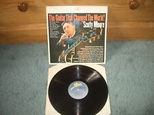 SCOTTY MOORE THE GUITAR THAT CHANGED THE WORLD! EPIC STEREO LP
