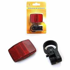 New Bike Reflector LED Caution Light For Bikers Motorcyclists