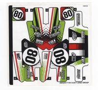 LEGO Technik - Original Aufkleber Bogen für Set 42065 RC Tracked Racer NEUWARE