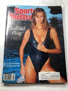 Sports Illustrated  February 15 1988 Swimsuit Issue  Elle Macpherson