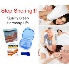 Snore Stop Mouth Guard Anti Snoring Device Sleeping Aid Stop MouthGuard