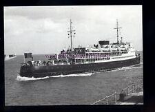 FE3117 - Belgian Ferry - Prins Albert , built 1937 - modern postcard