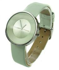 Lambretta Watch Cielo Gelato Menta Leather Strap Ladies Slim Line Mint Green