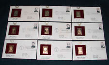 Politicians 22 Cent US First Day Covers (1981-1990)