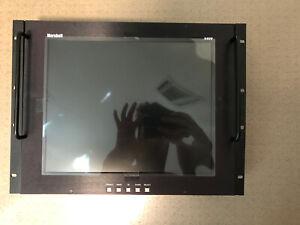 """Marshall Electronics V-R171P 17"""" Rackmountable Color LCD Panel Monitor"""