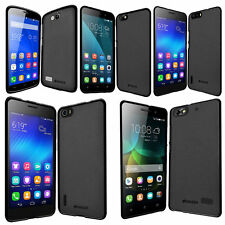 AMZER EXCLUSIVE PUDDIN MATTE TPU FIT SKIN CASE COVER FOR HUAWEI HONOR SERIES