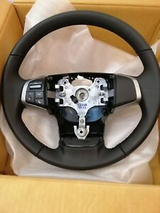 ISUZU D-MAX GENUINE STEERING WHEEL WITH RADIO CONTROL TFR,TFS PICK-UP 2012-18