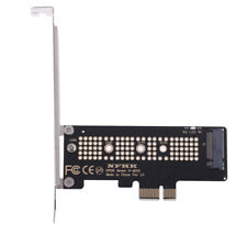 NVMe PCIe x4 x2 M.2 NGFF SSD to PCIe x1 converter card adapter PCIe x1 to M.2~PL