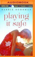 Playing It Safe by Barbie Bohrman (2014, MP3 CD, Unabridged)