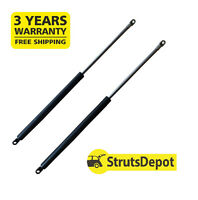 2 x New High Quality Replacement Gas Strut - Piston  For Ottoman Bed 800N - 54cm