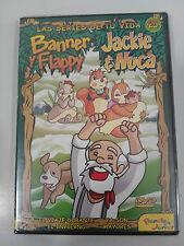 JACKIE & NUCA BANNER Y FLAPPY SERIE TV VOL 25 - DVD 2 CAPITULOS REGION 0 NUEVO