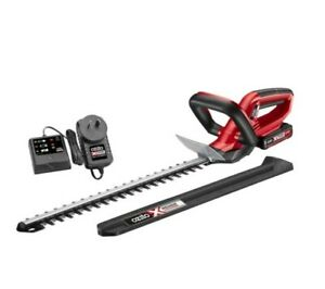 Ozito PXC 18V Cordless Hedge Trimmer Kit Garden Tool Battery & Charger Included
