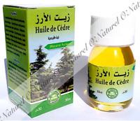 Huile de Cèdre (Macérât) 100% Naturelle 30ml Cedar Oil, Aceite de Cedro