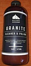 Saltbox 16oz Granite Cleanser And Polish Stone cleaner for Marble Quartz Onyx