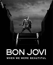 BON JOVI When We Were Beautiful *** FIRST EDITION *** Brand New HARDCOVER