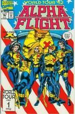 Alpha Flight # 107 (X-Factor) (Estados Unidos, 1992)
