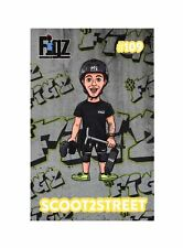Scoot2Street (V1) | Figz Sticker