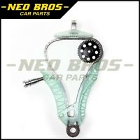 Engine Timing Chain Kit & Tensioner for Mini R55 R56 R57 1.6 Cooper S JCW N14