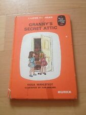 VIOLA WAHLSTEDT, GRANNY'S SECRET ATTIC.
