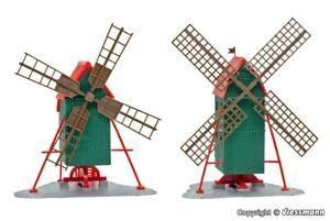 HS  Kibri 37156 Windmühle  2 Stück  Bausatz.  Spur N
