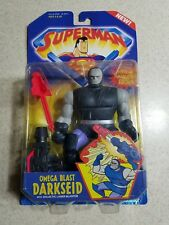 1996 Kenner Superman Omega Blast Darkseid Action Figure