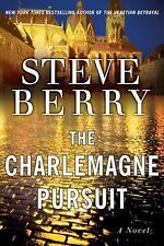 The Cotton Malone: The Charlemagne Pursuit Bk. 4 by Steve Berry (2008, Hardcover