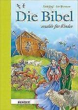 Die Bibel erzählt für Kinder von Erich Jooss (2018, Gebundene Ausgabe)