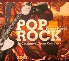 VARIOUS ARTISTS - POP ROCK DE CATALUNYA - CD, 2007