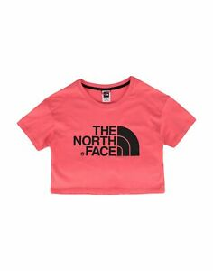 The North Face Girl Koralle   T-shirts  Größe 18