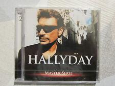 1 cd johnny hallyday master série vol 2 neuf scellé compilation 2003