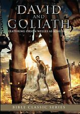 DAVID AND GOLIATH ORSON WELLES RICHARD POTTIER NEW SEALED DVD FREE SHIPPING