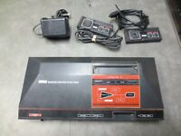 Sega Master System - Original Launch Edition Console