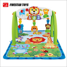Baby Activity PlayMat & Gym 5in1 Lion Design Full HD Exchange Projector 0 mnts+