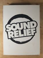SOUND RELIEF DVD Set Triple J - Concert - Region 4