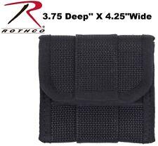 EMT EMS Police Heavy Duty Nylon Latex Glove Pouch Duty Belt Case Holder 10540