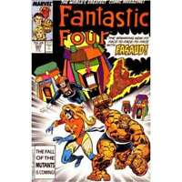 Fantastic Four (1961 series) #309 in Near Mint condition. Marvel comics [*5f]