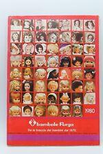 Catalogo  FURGA anno 80, cm. 22X28 ottimo stato, pagine 68