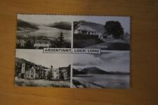 Multi View Photograph Postcard ARDENTINNY LOCH LONG Glenfinart House Valentines