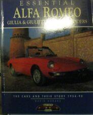 * Essential Alfa Romeo Guilia & Giulietta Coupe & Spider- David Hodges - Sprint
