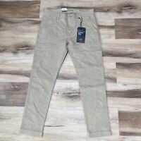 Levi's Premium XX Chino Slim Taper Khaki Levis Mens Pants 32 X 30
